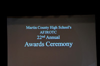 AFJRROTC Awards 2015