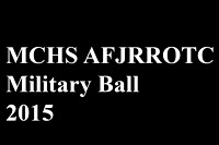 MCHS Military Ball 2015